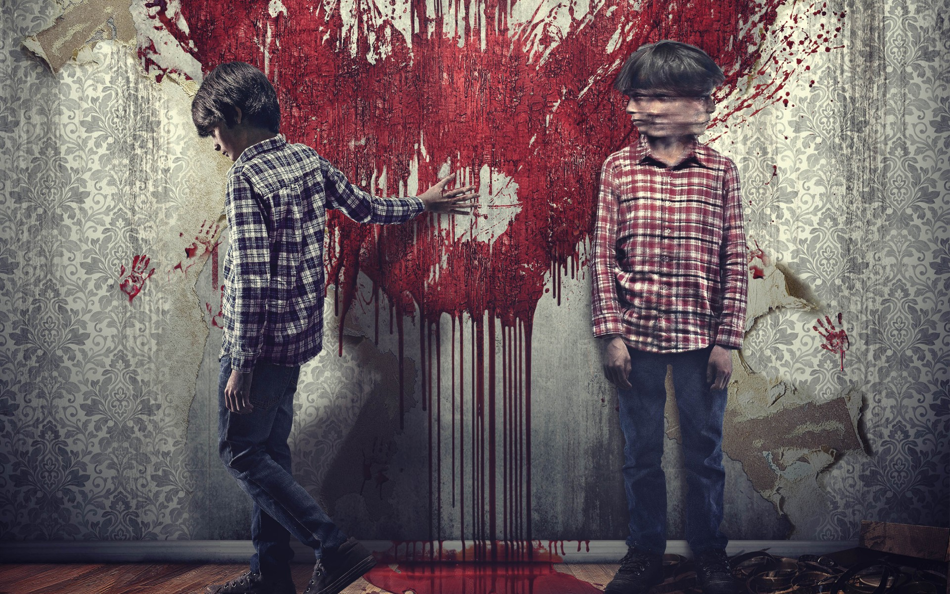 Cool 3d Wallpapers For Walls Sinister 2 Horror Movie Wallpapers Hd Wallpapers Id 15023