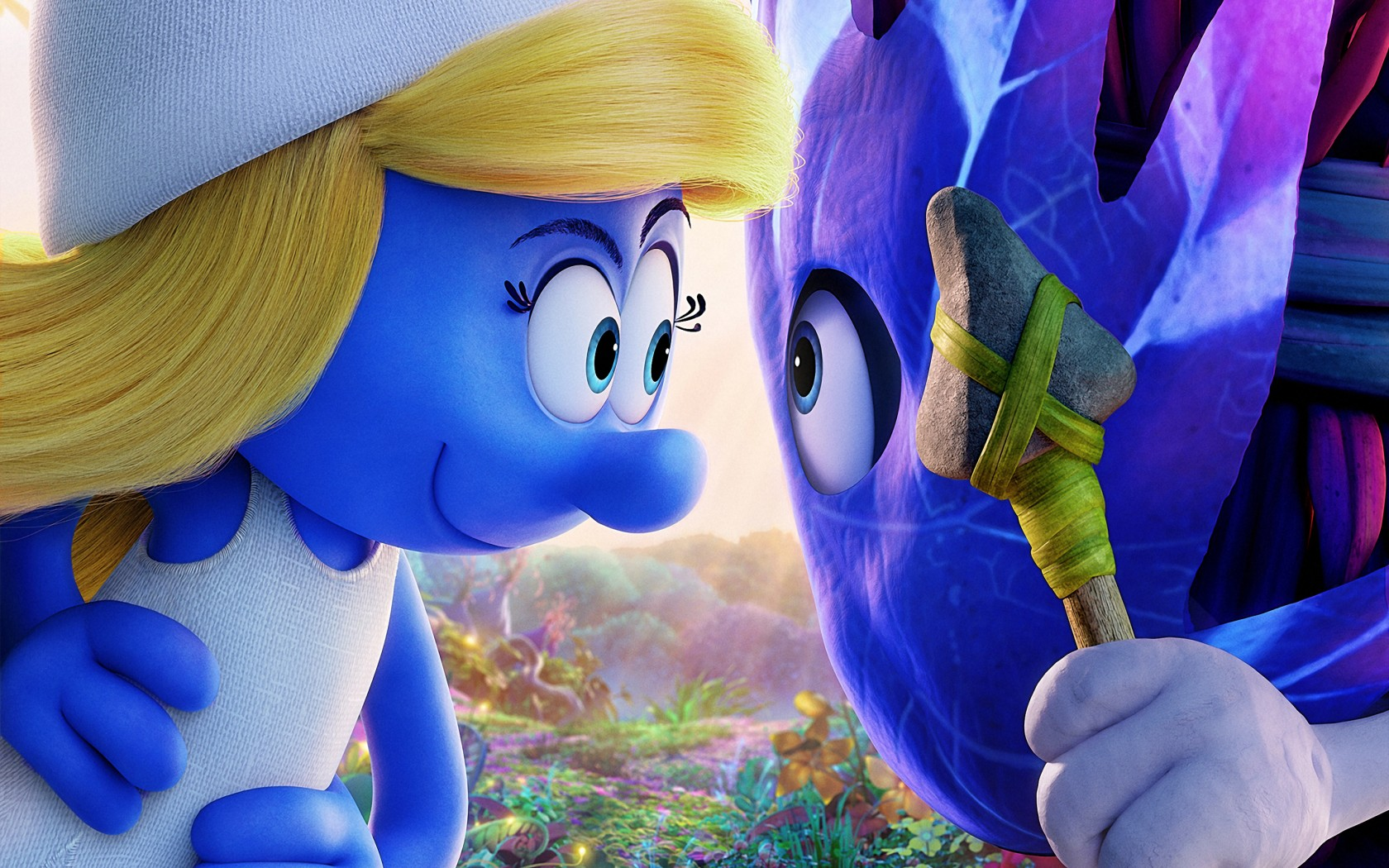 3d Smurfette Wallpapers The Smurfs 2 Wallpapers High Quality ...