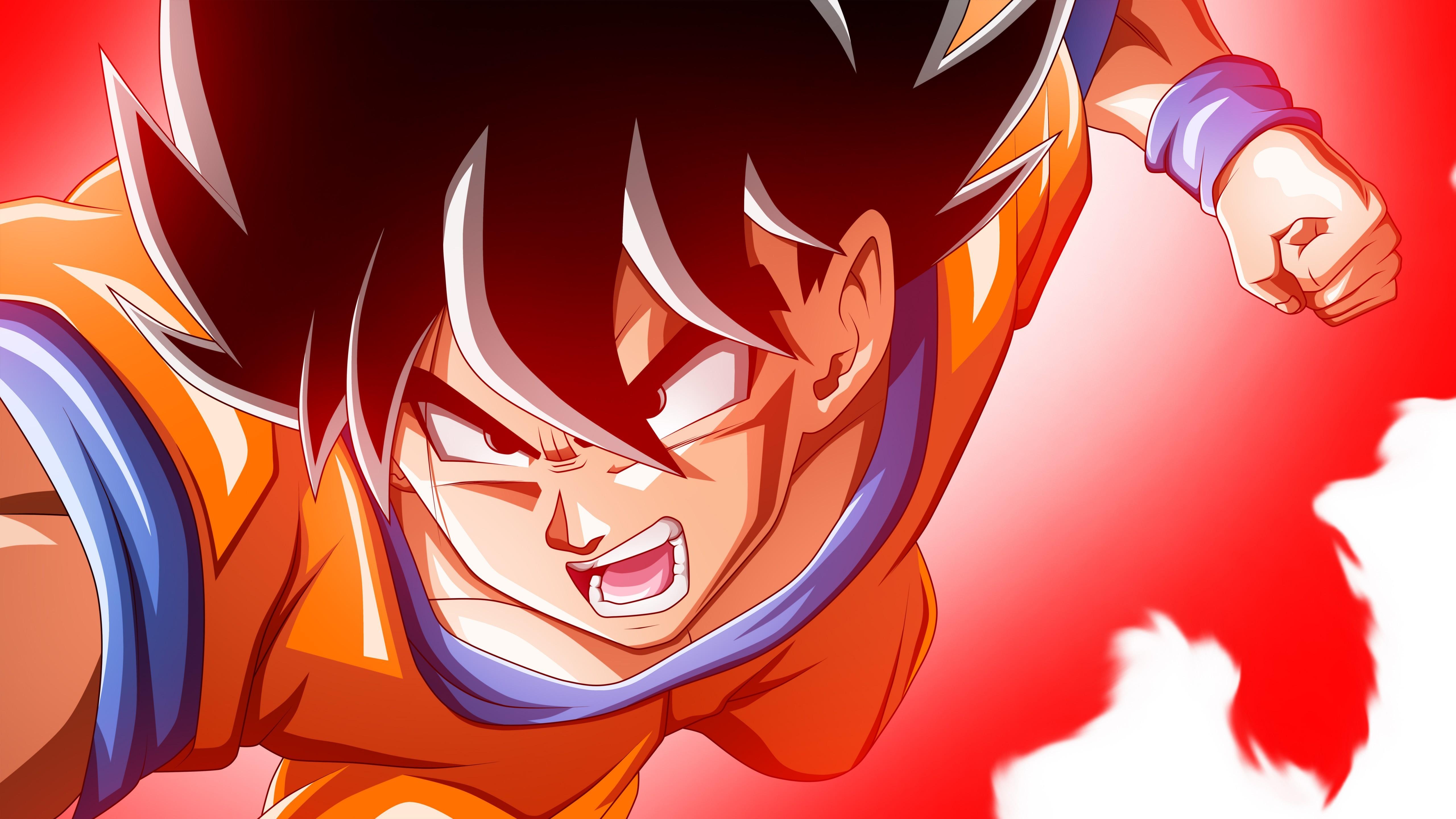 Goku 3d Wallpaper Download Son Goku Dragon Ball Super 5k Wallpapers Hd Wallpapers
