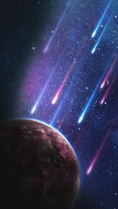 Space Meteorites 4K Wallpapers | HD Wallpapers | ID #21406
