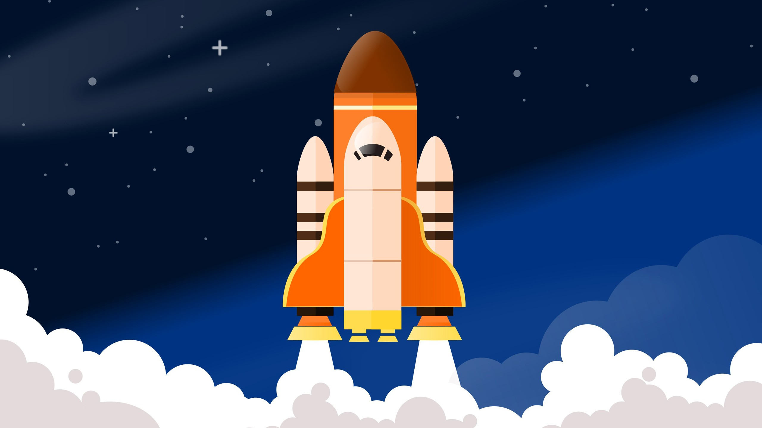 Iphone 5s Animated Wallpaper Space Shuttle Rocket Wallpapers Hd Wallpapers Id 19013
