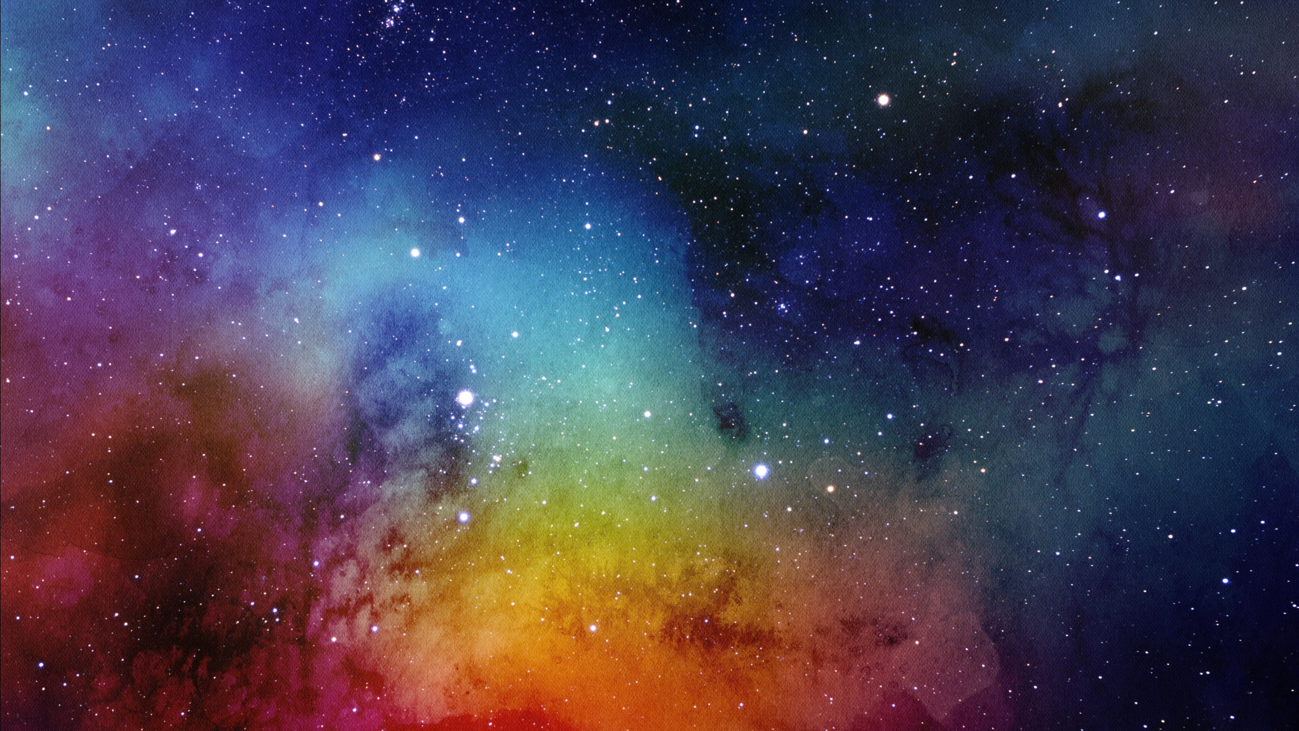 Iphone 7 Water Wallpaper Spacescape Watercolor Painting Wallpapers Hd Wallpapers