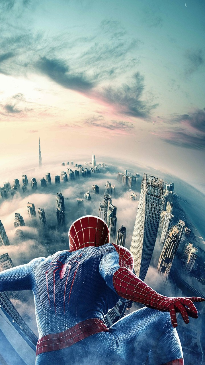 Latest Hd Wallpapers For Iphone 7 Spider Man 4k Wallpapers Hd Wallpapers Id 20883