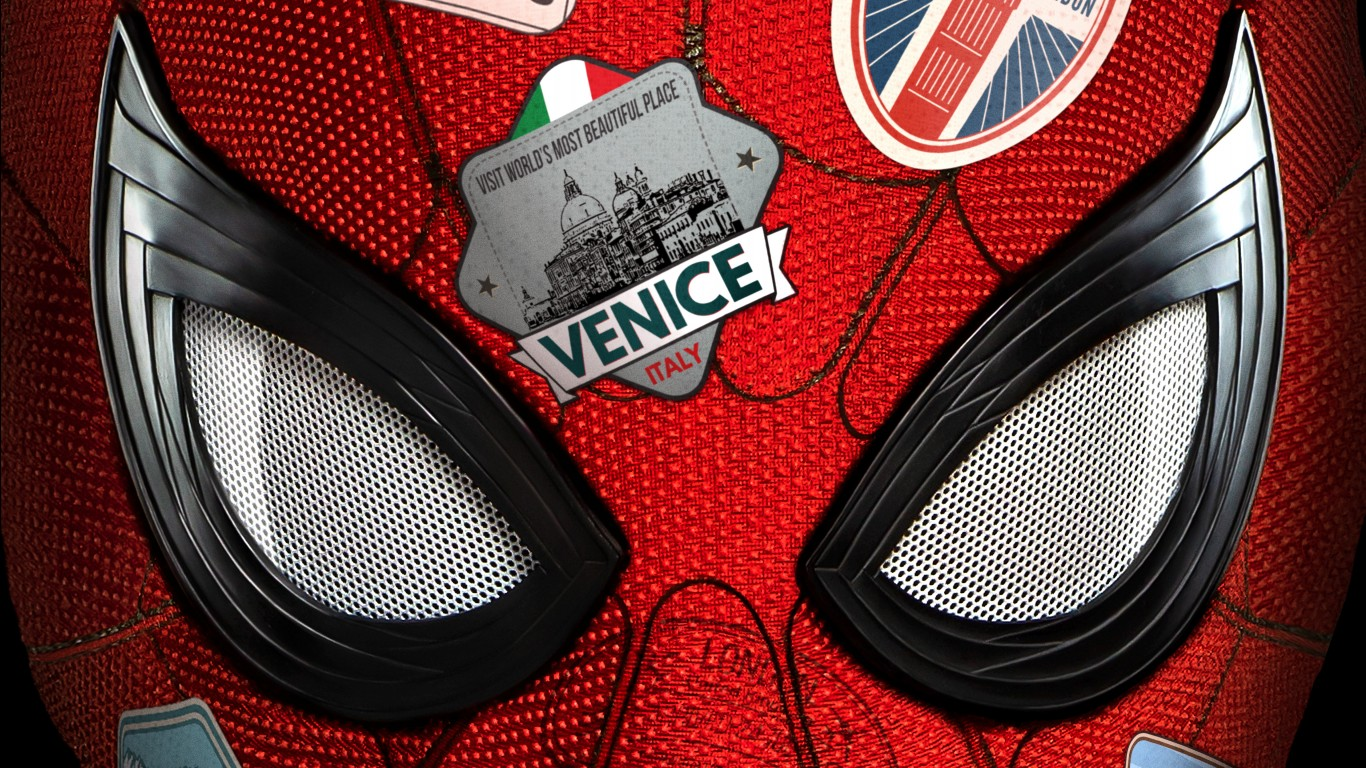 Iphone 5s Wallpapers Full Hd Spider Man Far From Home 2019 4k 5k Wallpapers Hd