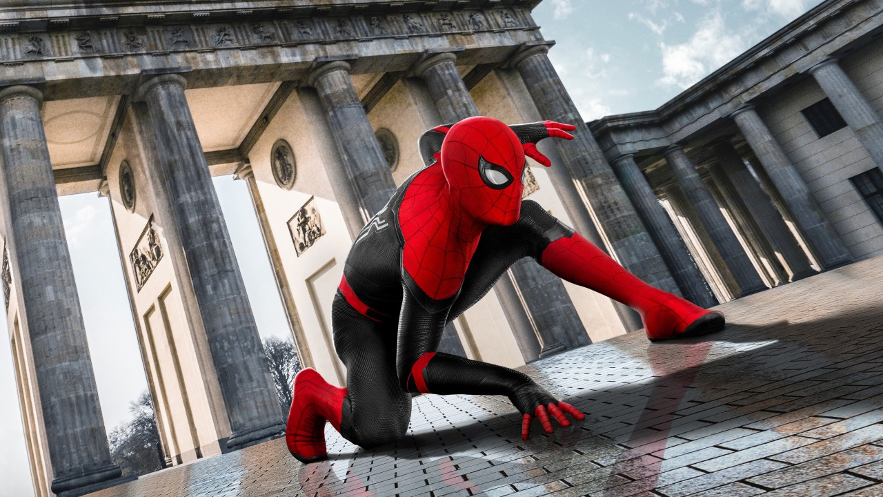 Iphone 5 Wallpaper Superman Spider Man Far From Home 2019 5k Wallpapers Hd