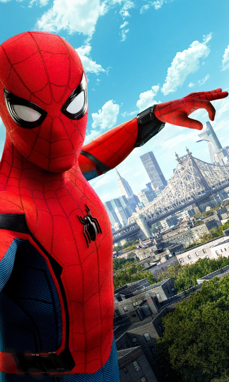 Spiderman Wallpaper Hd Android Spider Man Homecoming 4k 8k Wallpapers Hd Wallpapers