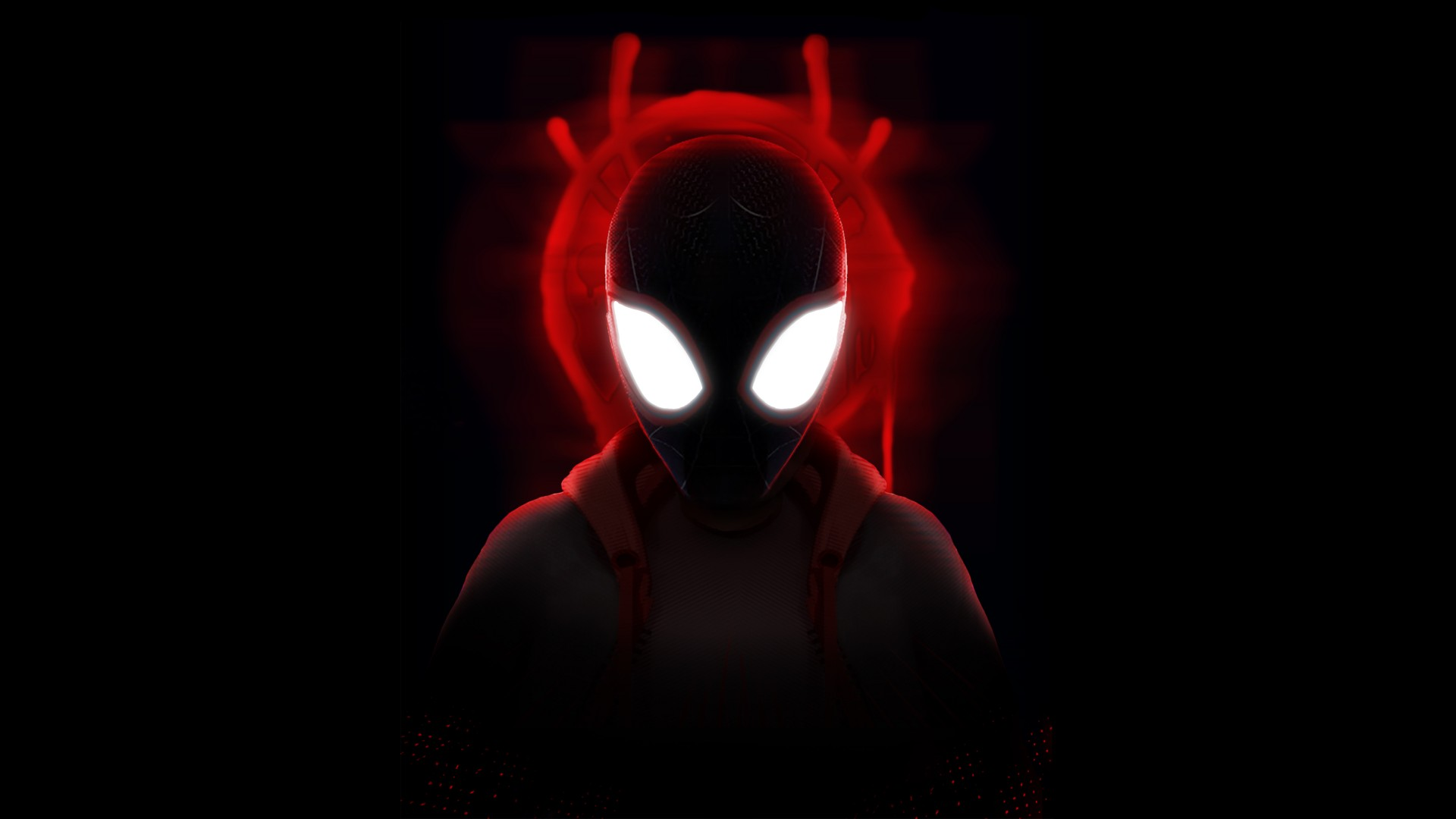 Black Spiderman Iphone Wallpaper Spider Man Into The Spider Verse 5k Wallpapers Hd