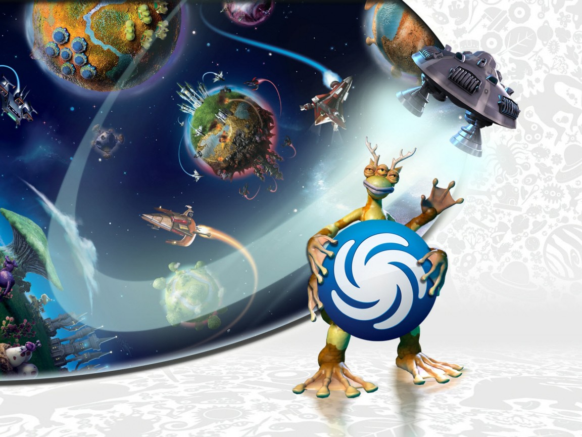 Download 3d Wallpapers For Pc Desktop Spore Galactic Adventures Wallpapers Hd Wallpapers Id