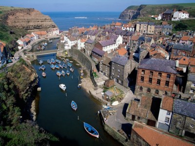 Staithes Near Whitby England Wallpapers | HD Wallpapers | ID #5865