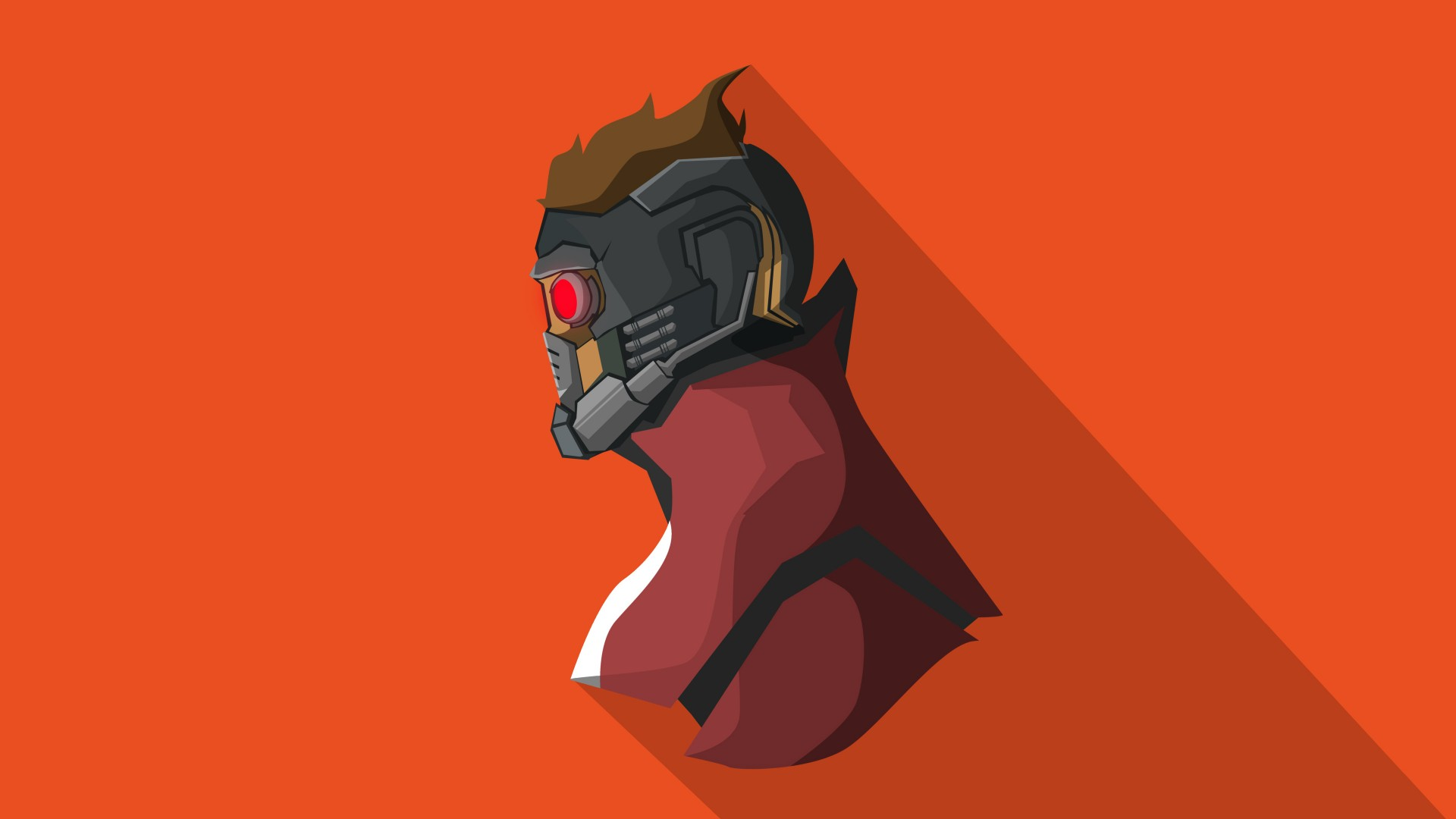 Iron Man 3d Wallpaper For Android Star Lord Minimal Artwork 4k Wallpapers Hd Wallpapers