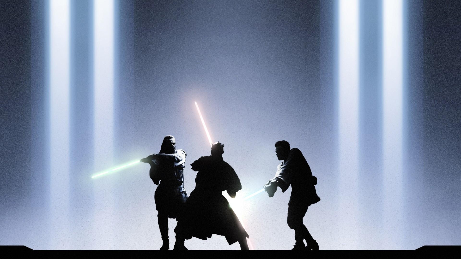 Bb 8 Cute Wallpaper Star Wars Obi Wan Qui Gon Darth Maul Wallpapers Hd