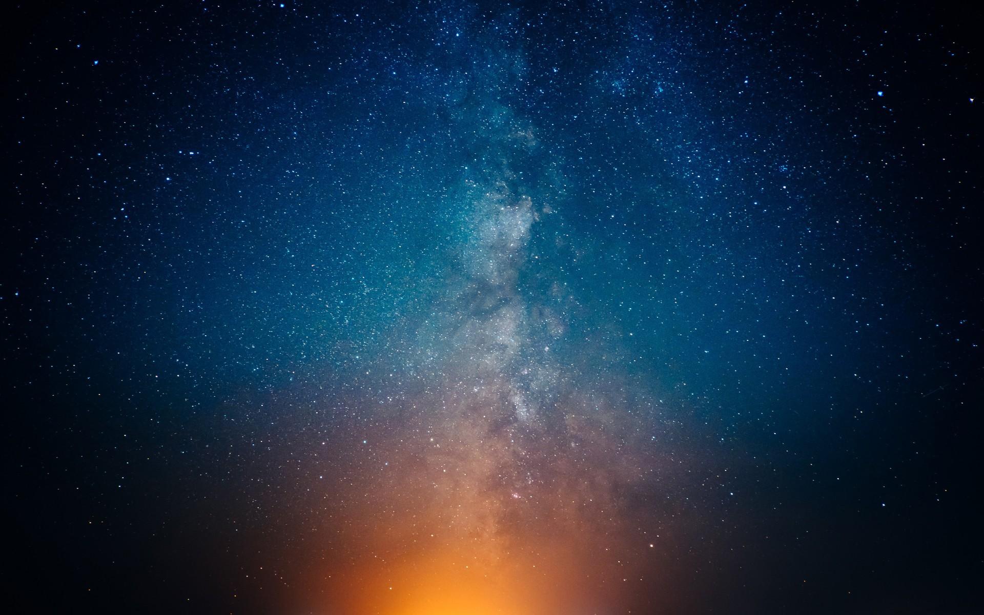 Iphone Wallpaper Trippy Starry Milky Way Sky 4k Wallpapers Hd Wallpapers Id 24530