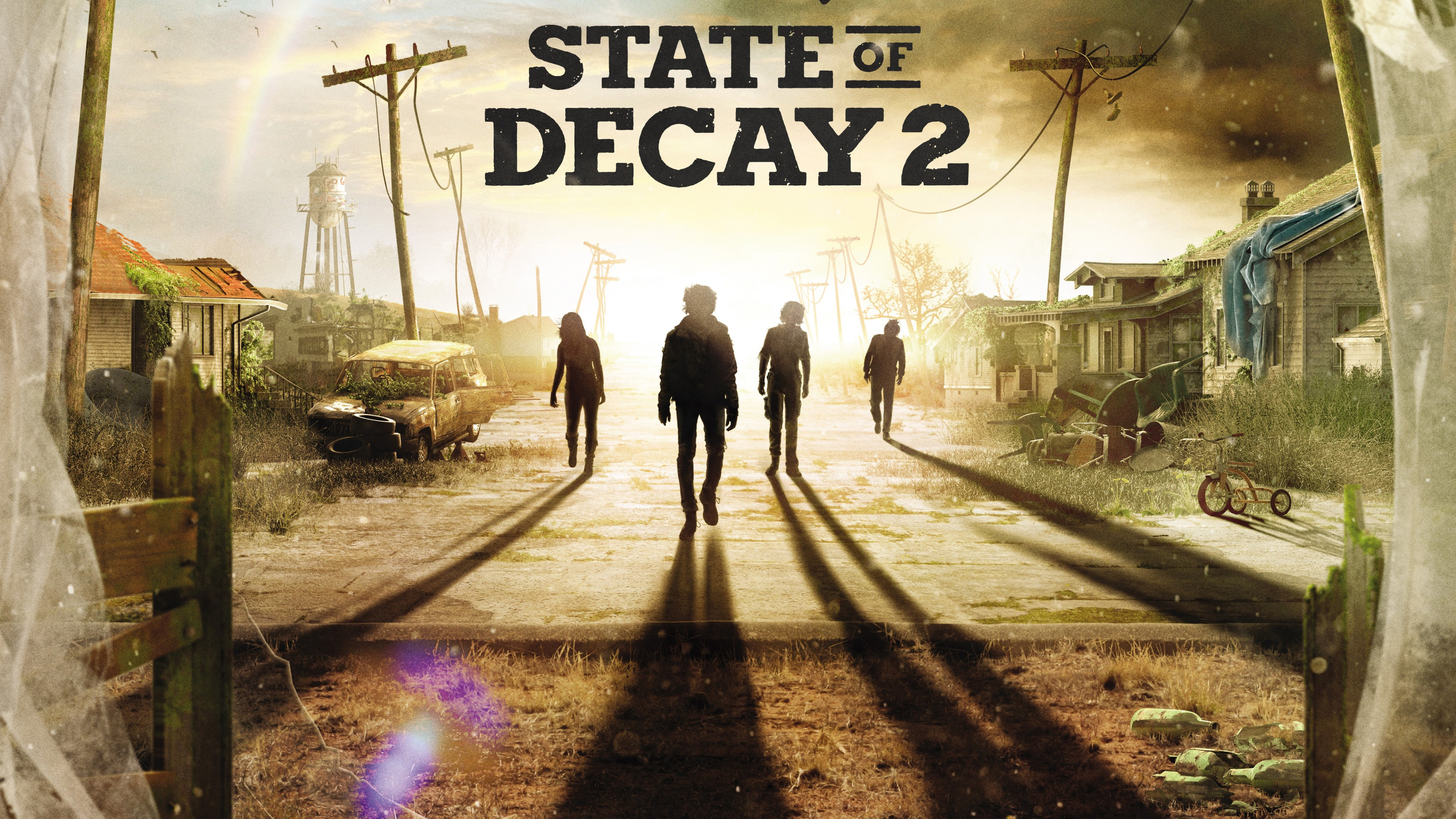 Iphone 6 Beach Wallpaper State Of Decay 2 E3 2017 4k Wallpapers Hd Wallpapers