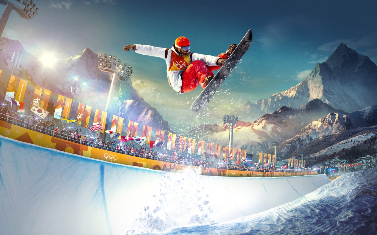 Full Hd Wallpapers For Iphone 4 Steep Winter Games Edition 4k Wallpapers Hd Wallpapers