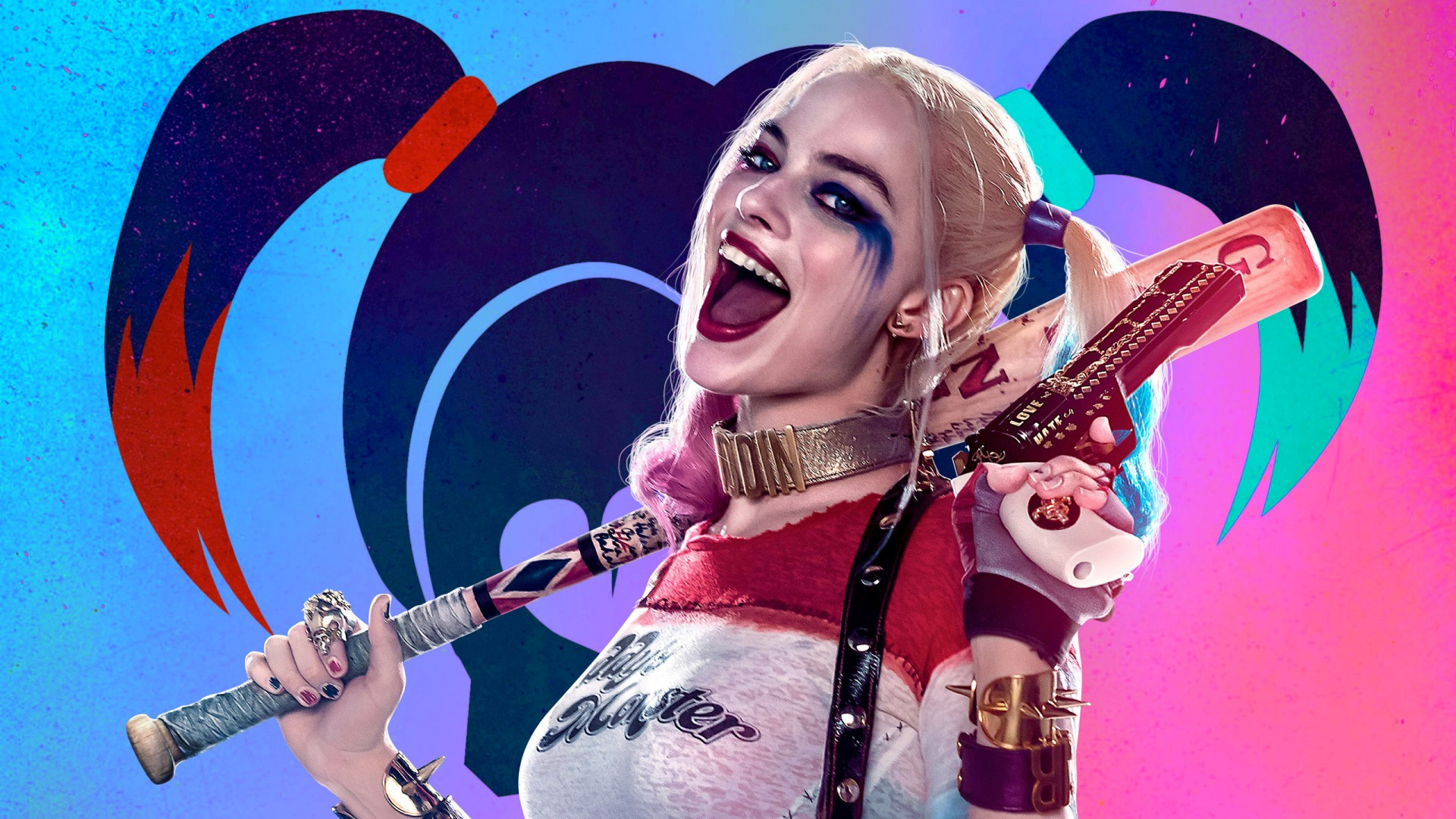 Diesel Wallpaper Iphone Suicide Squad Harley Quinn Wallpapers Hd Wallpapers Id