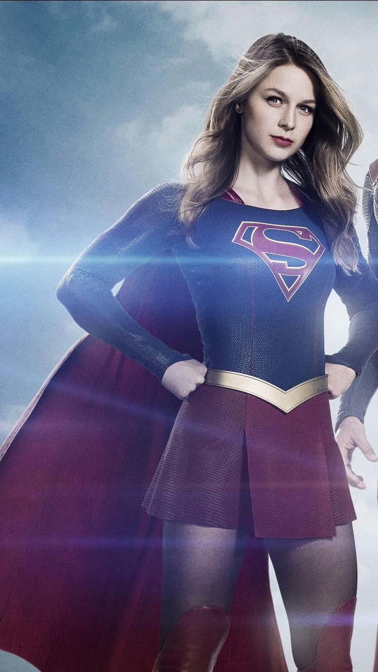 Superman Hd Iphone Wallpaper Supergirl Superman 4k Wallpapers Hd Wallpapers Id 18478