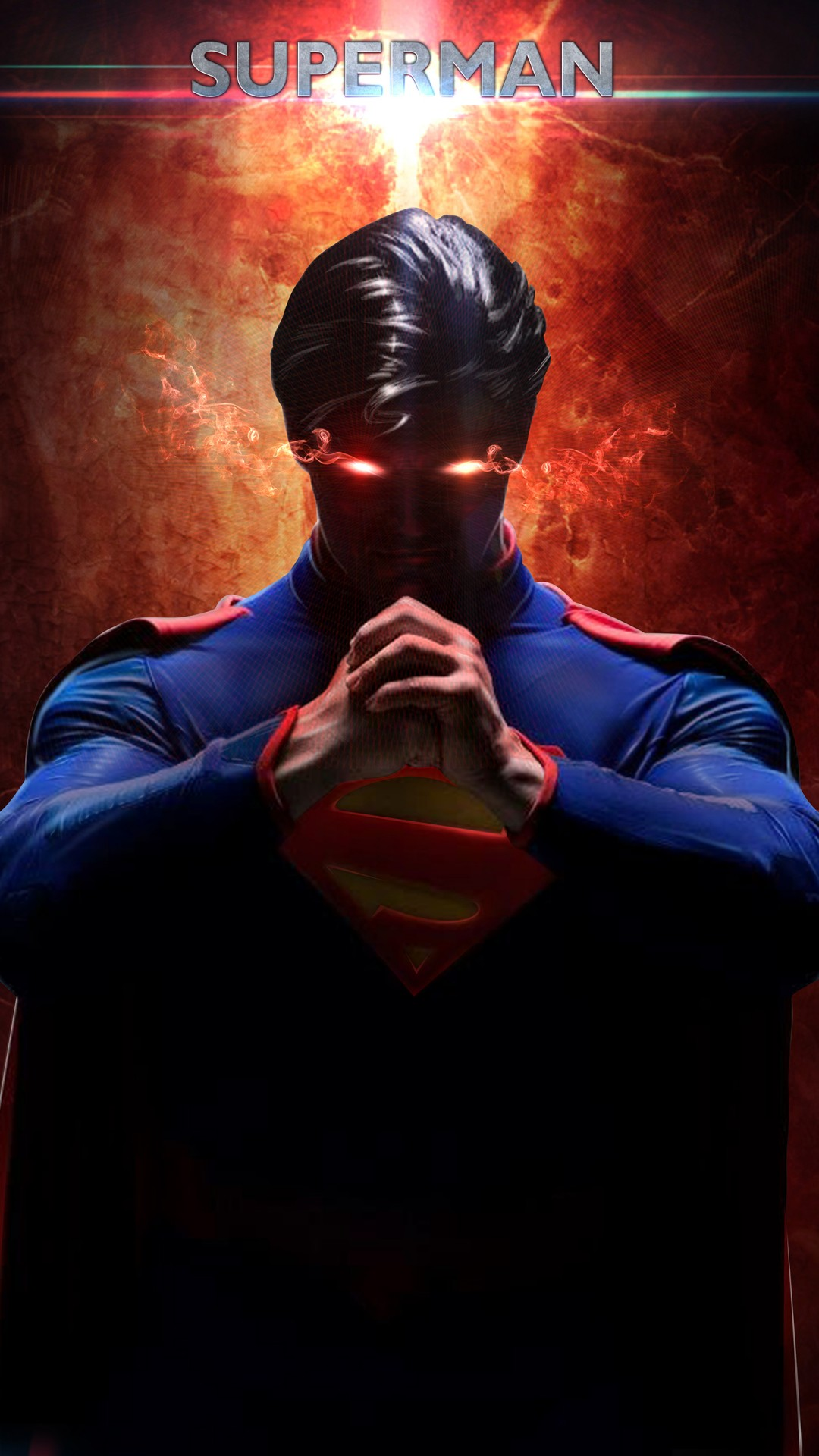 Most Popular Wallpaper For Iphone 6 Superman With Laser Eyes 4k Wallpapers Hd Wallpapers