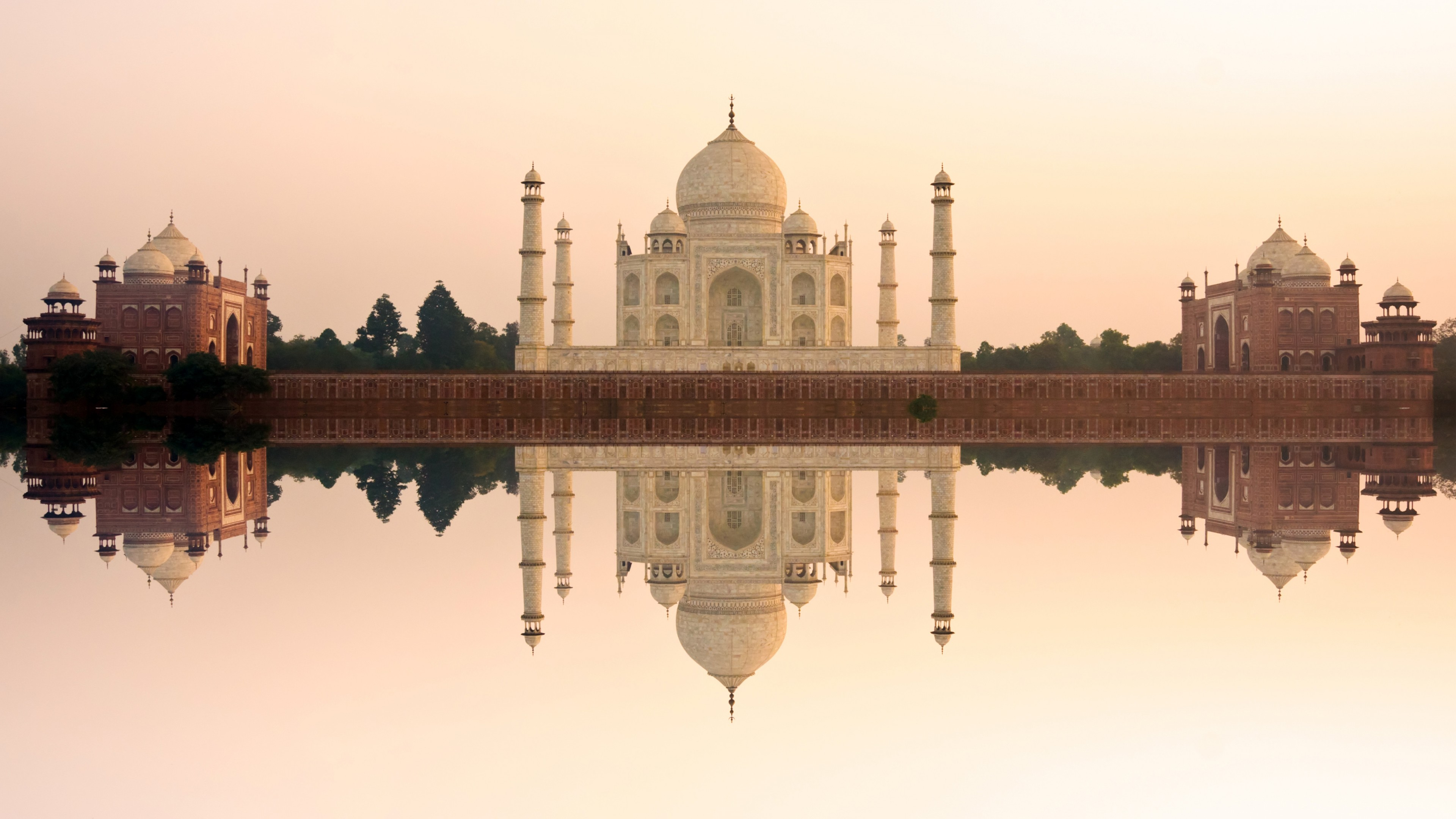 Taj Mahal 3d Wallpaper Download Taj Mahal India 5k Wallpapers Hd Wallpapers Id 19709