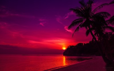 Thailand Beach Sunset Wallpapers | HD Wallpapers | ID #13404