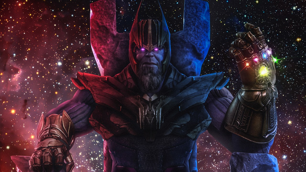 Download 3d Wallpaper For Pc Thanos Fan Art Wallpapers Hd Wallpapers Id 26699