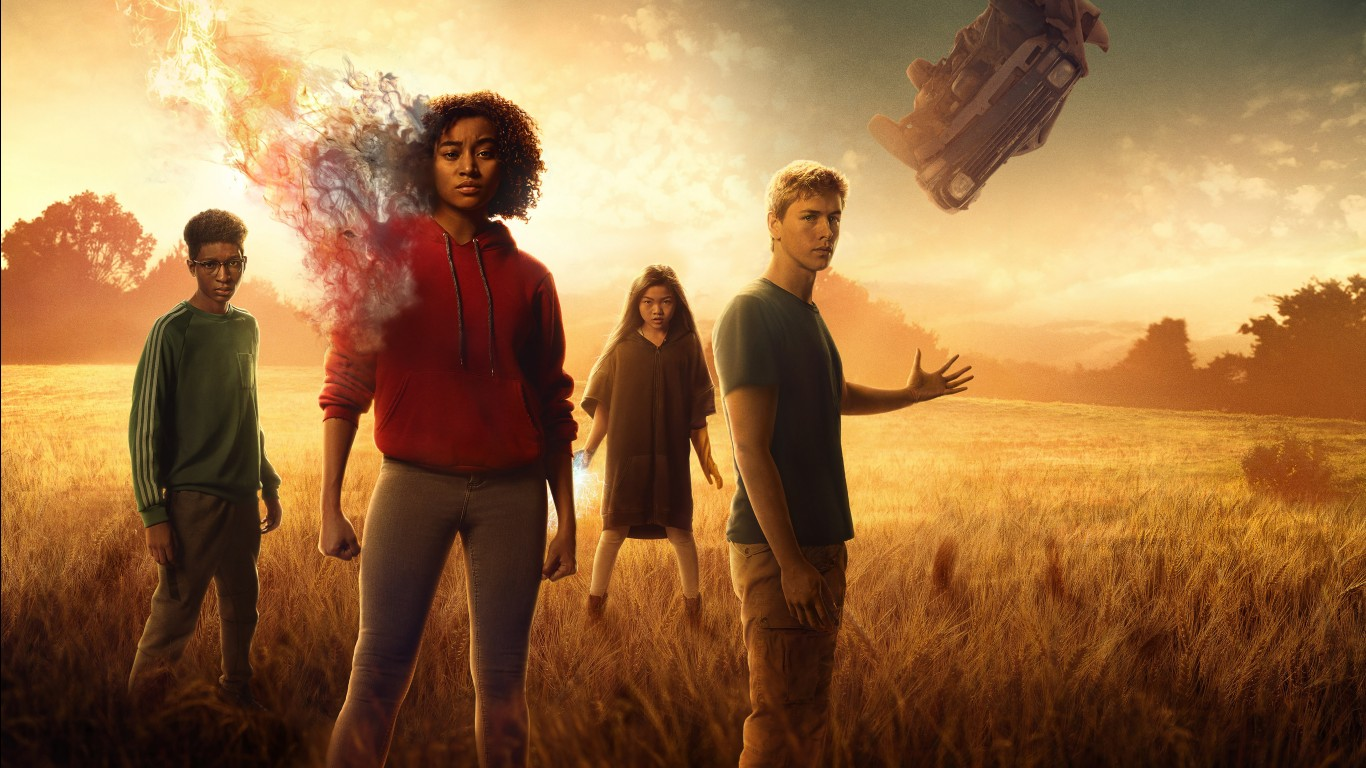 3d Video Wallpaper Player The Darkest Minds 2018 Movie 5k Wallpapers Hd Wallpapers