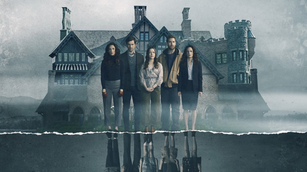 House Iphone Wallpaper The Haunting Of Hill House 2018 Wallpapers Hd Wallpapers