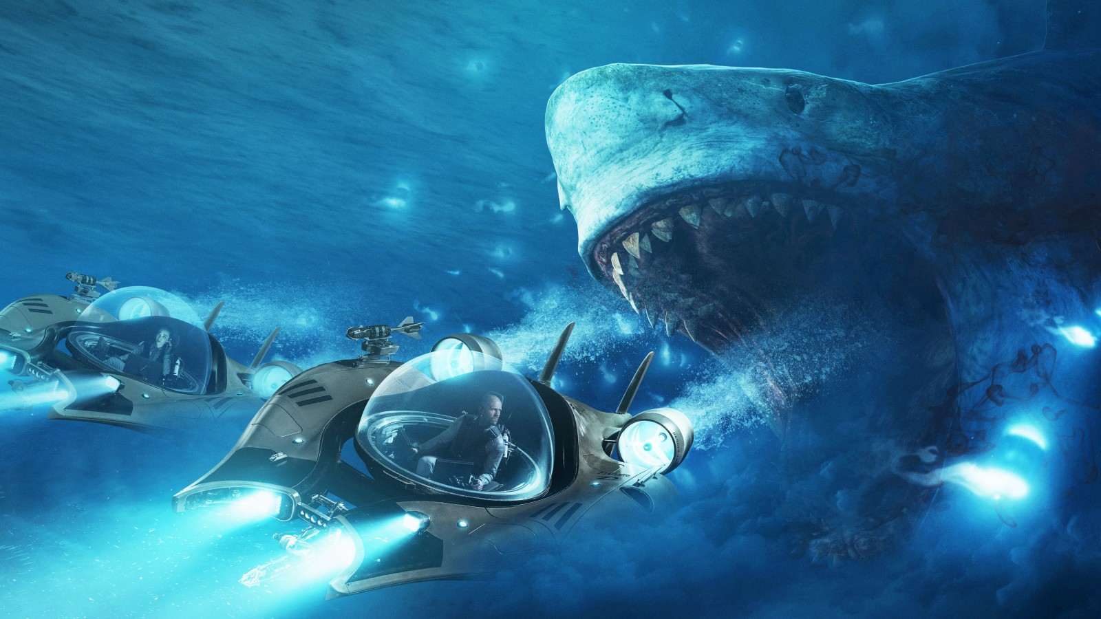 Wallpaper 3d Iphone 6 The Meg 2018 4k 8k Wallpapers Hd Wallpapers Id 24995
