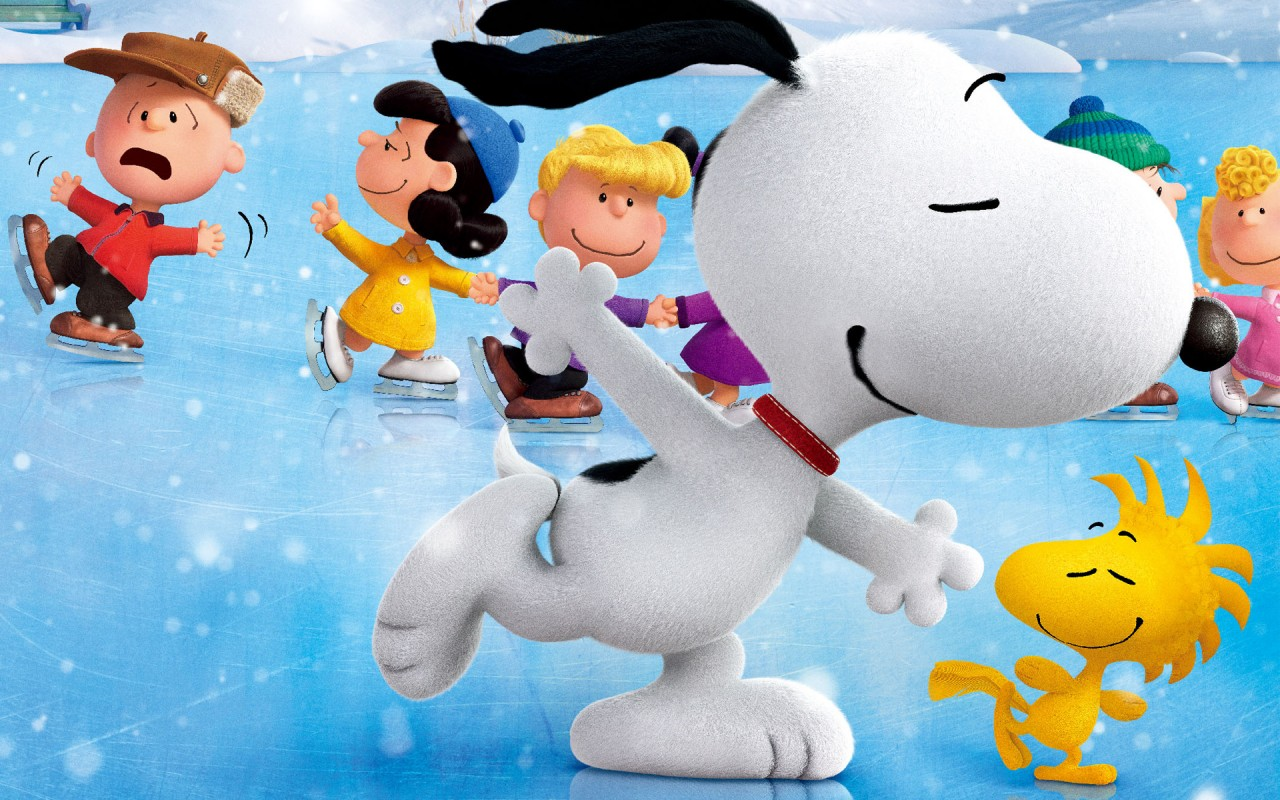 Cute Snoopy Wallpaper Iphone The Peanuts Movie 2015 Wallpapers Hd Wallpapers Id 16177