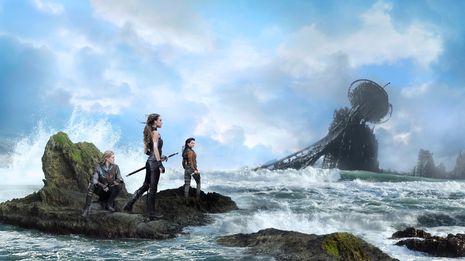 Music Wallpaper Iphone 6 The Shannara Chronicles Wallpapers Hd Wallpapers Id 16730