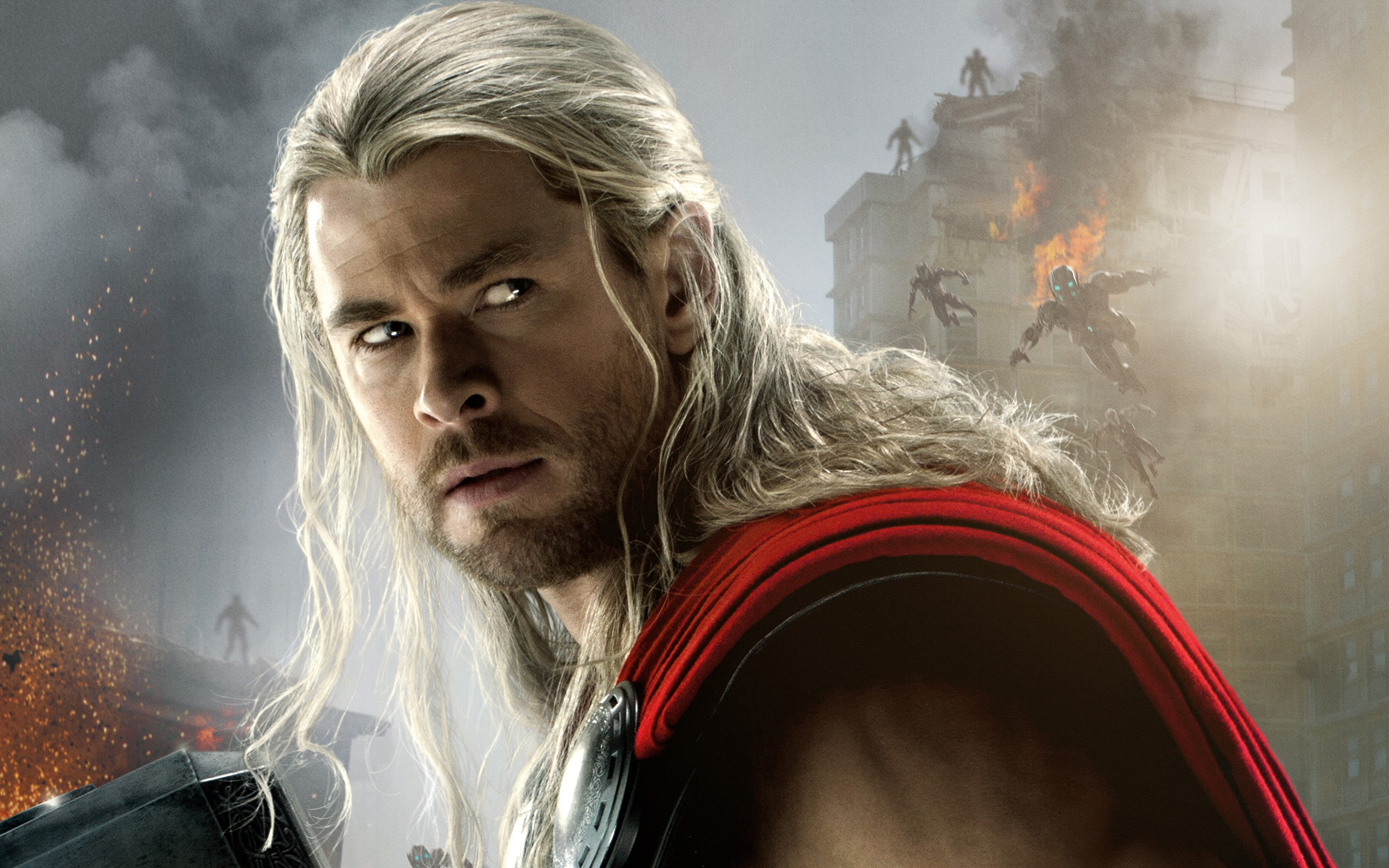 Thor 3d Hd Wallpaper Thor Avengers Age Of Ultron Wallpapers Hd Wallpapers