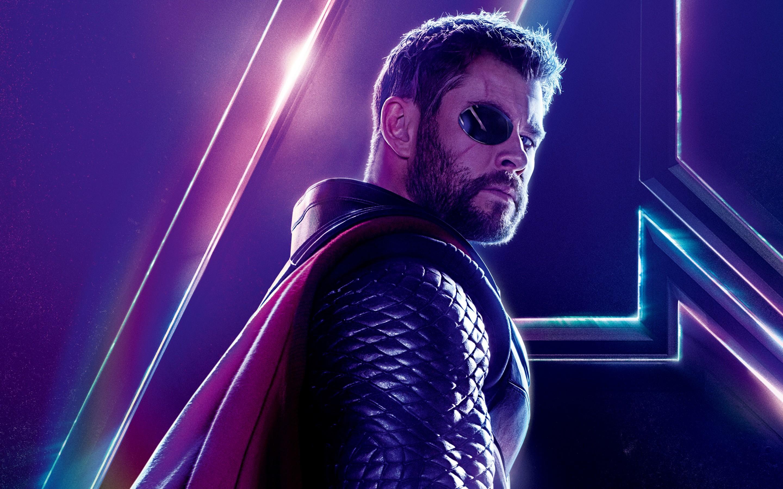 Avengers Wallpaper Iphone 6 Thor In Avengers Infinity War Chris Hemsworth 4k 8k