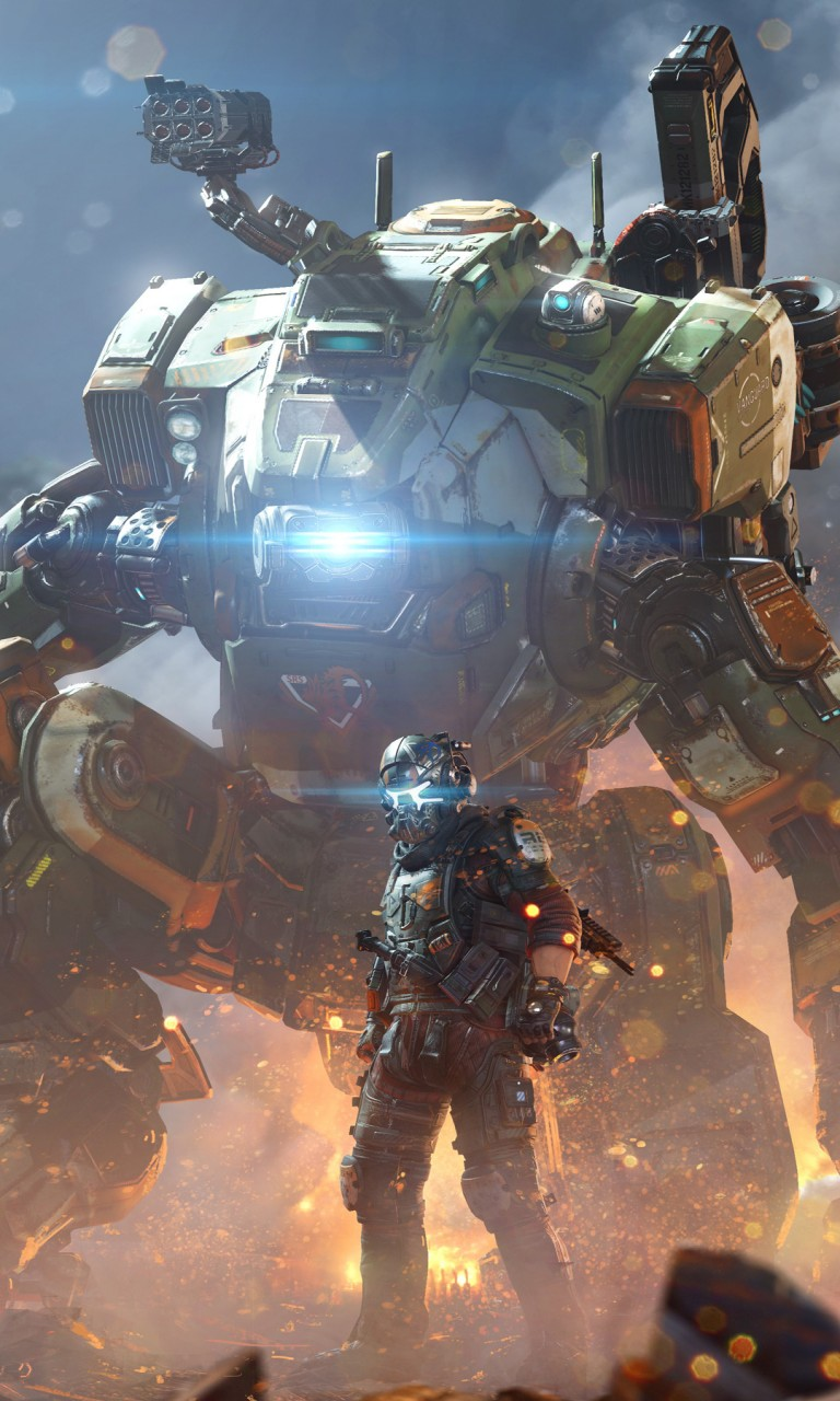 Titan Fall 2 Hd Wallpaper Titanfall 2 5k Wallpapers Hd Wallpapers Id 18911