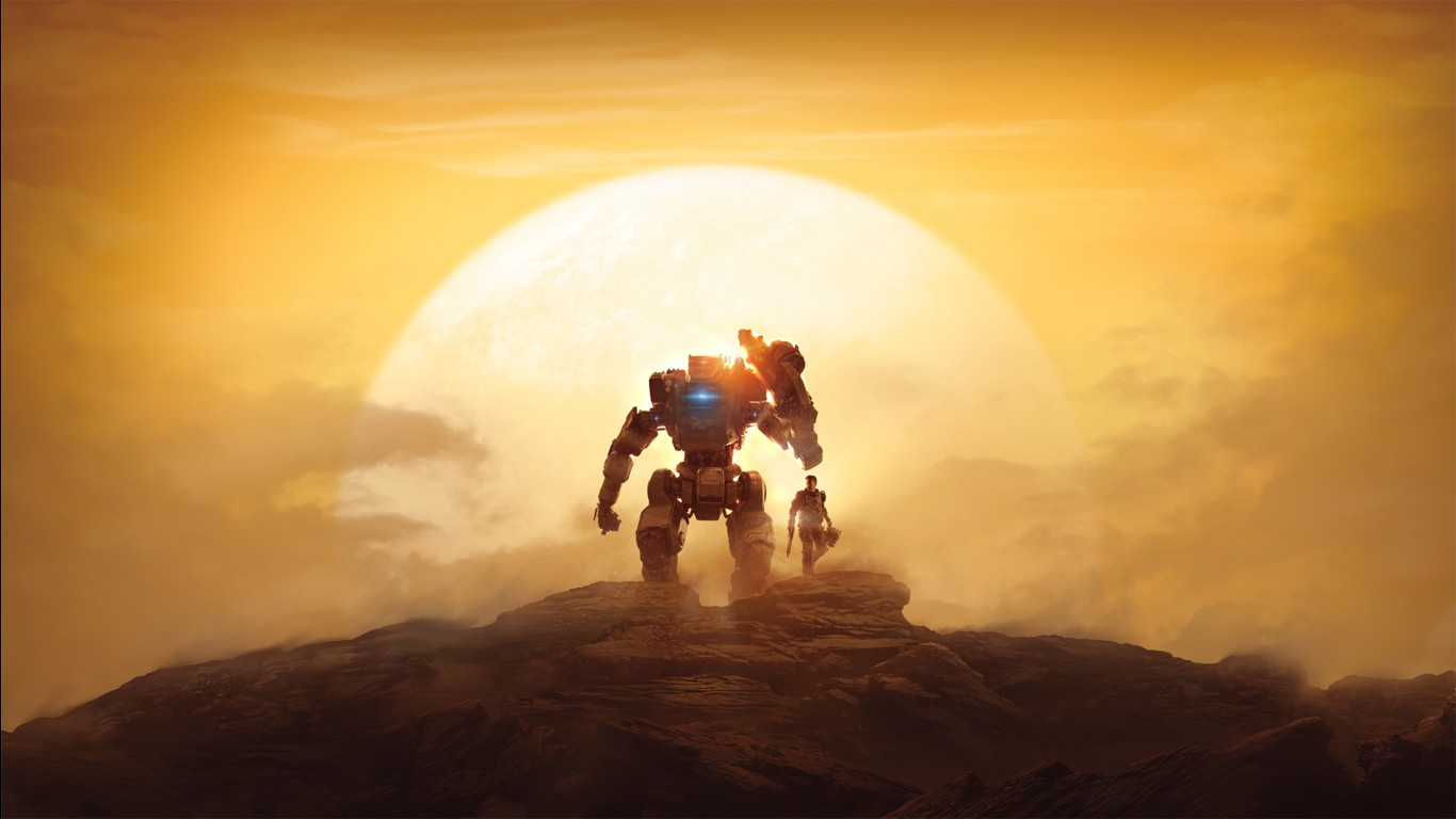 Download Fall Wallpaper For Laptops Titanfall 2 Hd Wallpapers Hd Wallpapers Id 21841