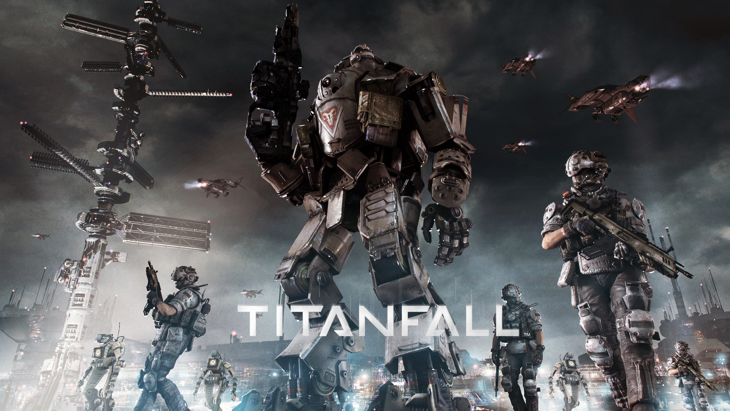 Call Of Duty 3d Wallpaper Titanfall Game Wallpapers Hd Wallpapers Id 13142
