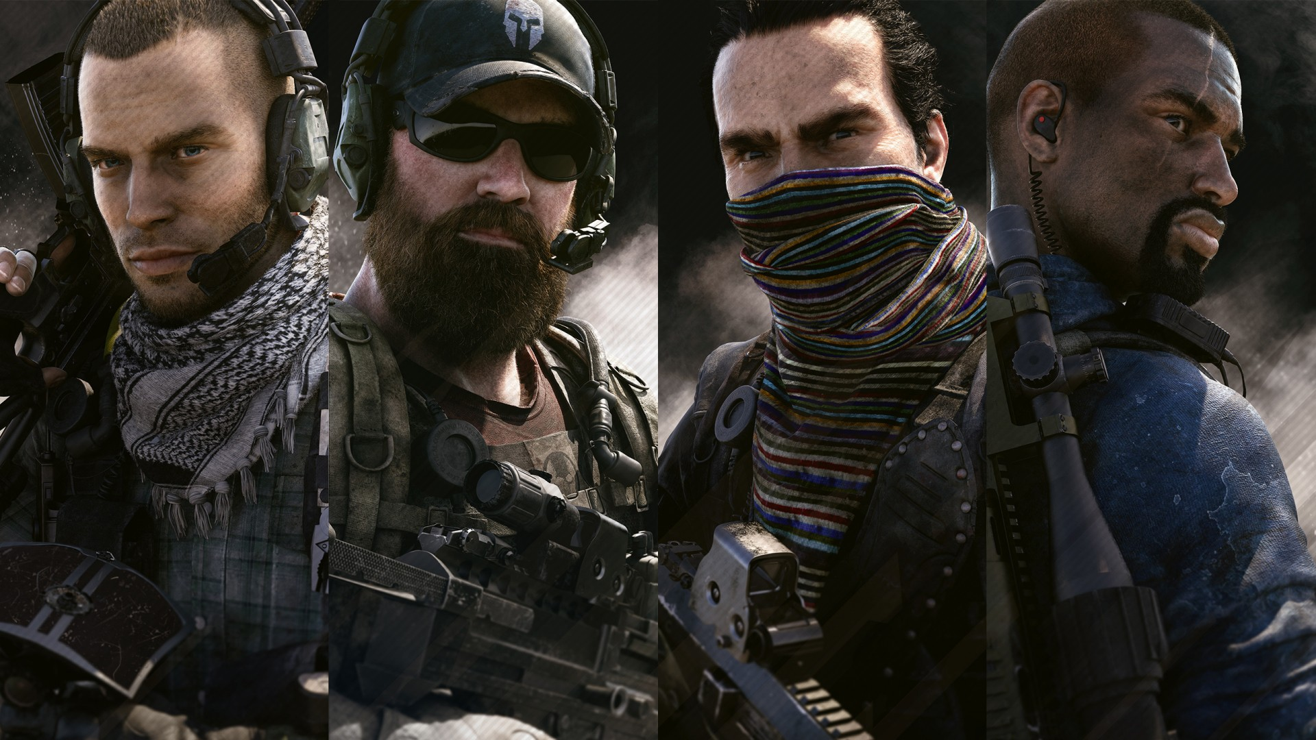 Special Forces Iphone Wallpaper Tom Clancys Ghost Recon Wildlands Ghosts Wallpapers Hd