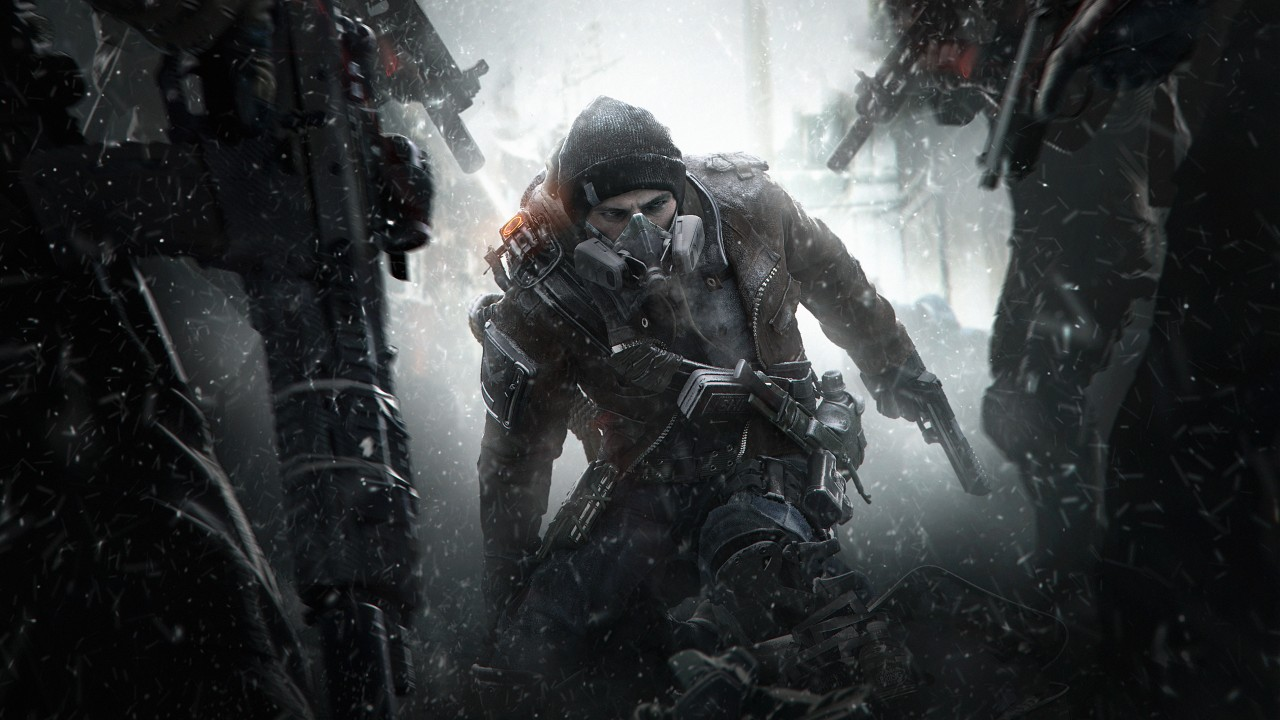 tom clancys the division concept artwork wallpapers