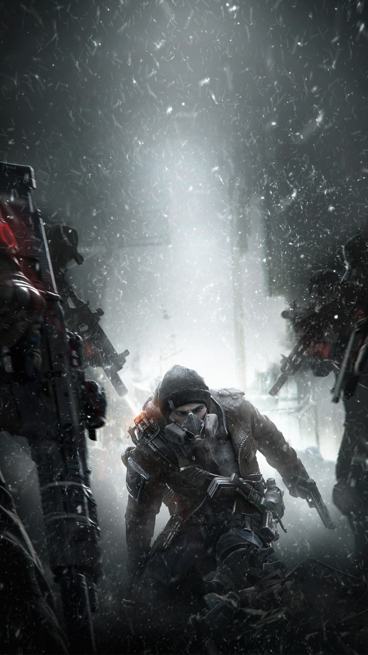 Apple Iphone 8 Wallpaper Download Tom Clancys The Division Survival 4k Wallpapers Hd