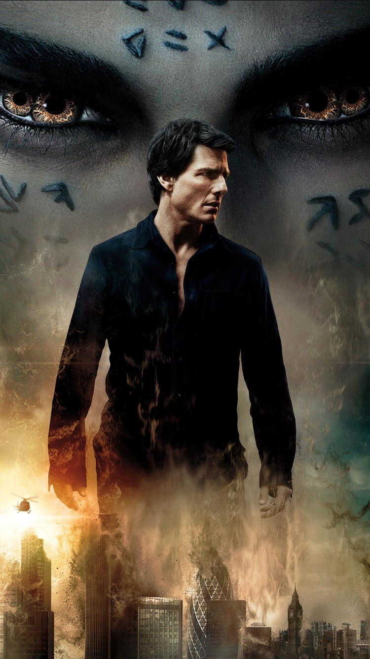 Latest Hd Wallpapers For Iphone 7 Tom Cruise The Mummy 2017 4k Wallpapers Hd Wallpapers