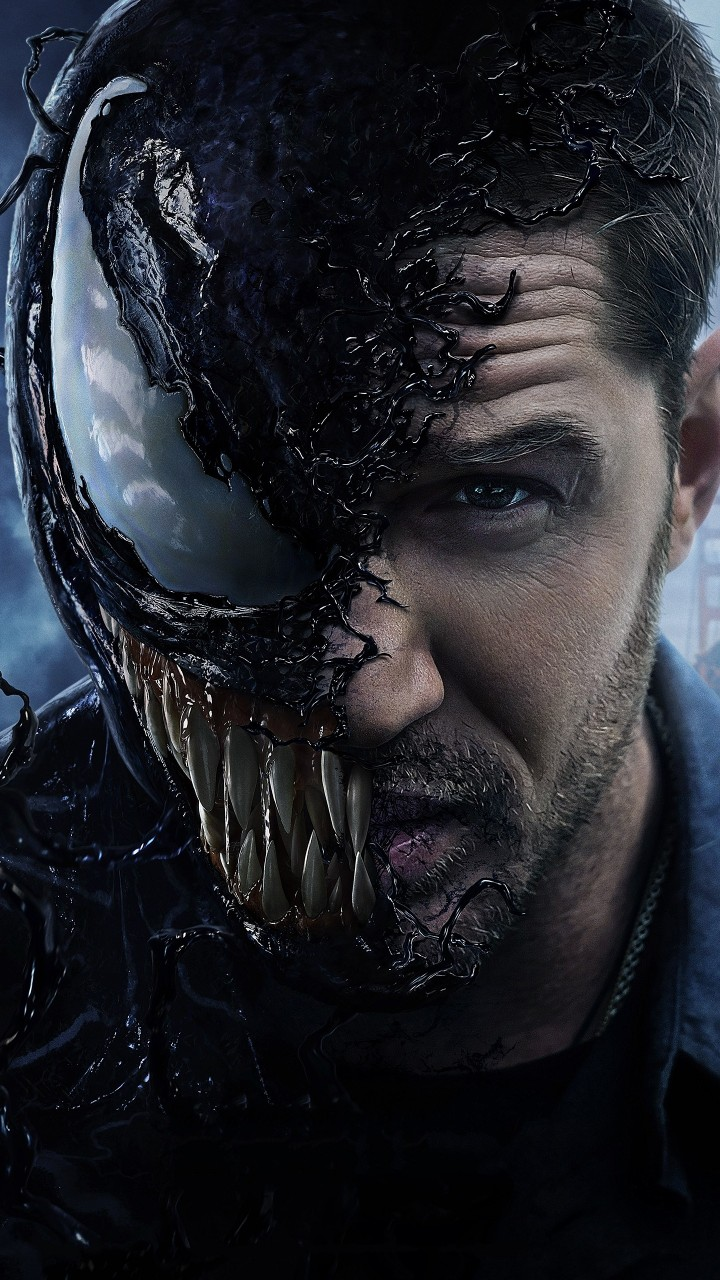 Hd Wallpapers For Iphone 7 Tom Hardy In Venom 4k Wallpapers Hd Wallpapers Id 25331