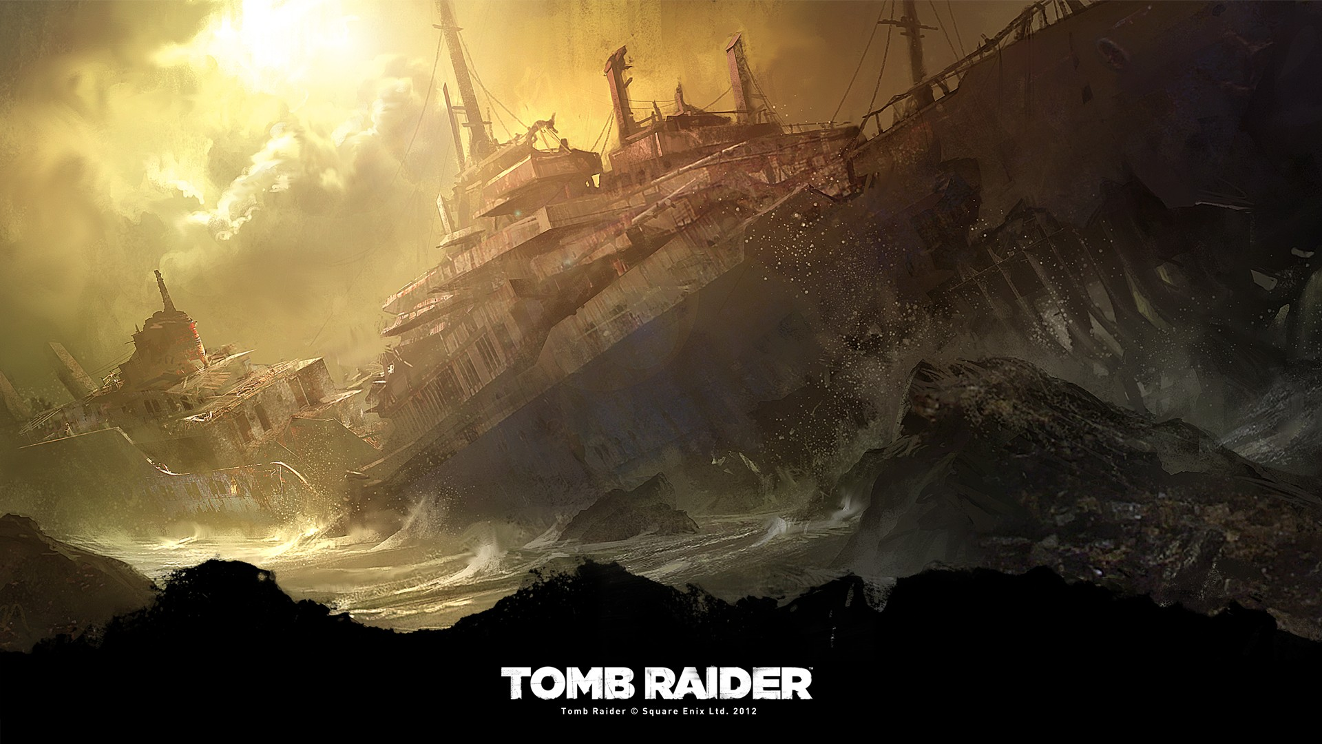 Apple Iphone X Wallpaper Tomb Raider A Survivor Is Born Wallpapers Hd Wallpapers