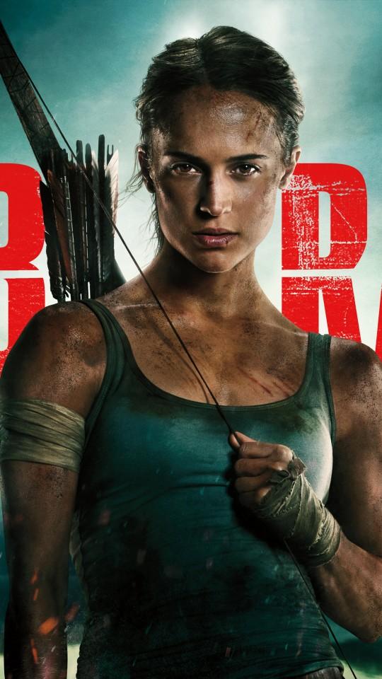 Iphone X Wallpaper Full Hd Tomb Raider Alicia Vikander Lara Croft 4k 8k Wallpapers
