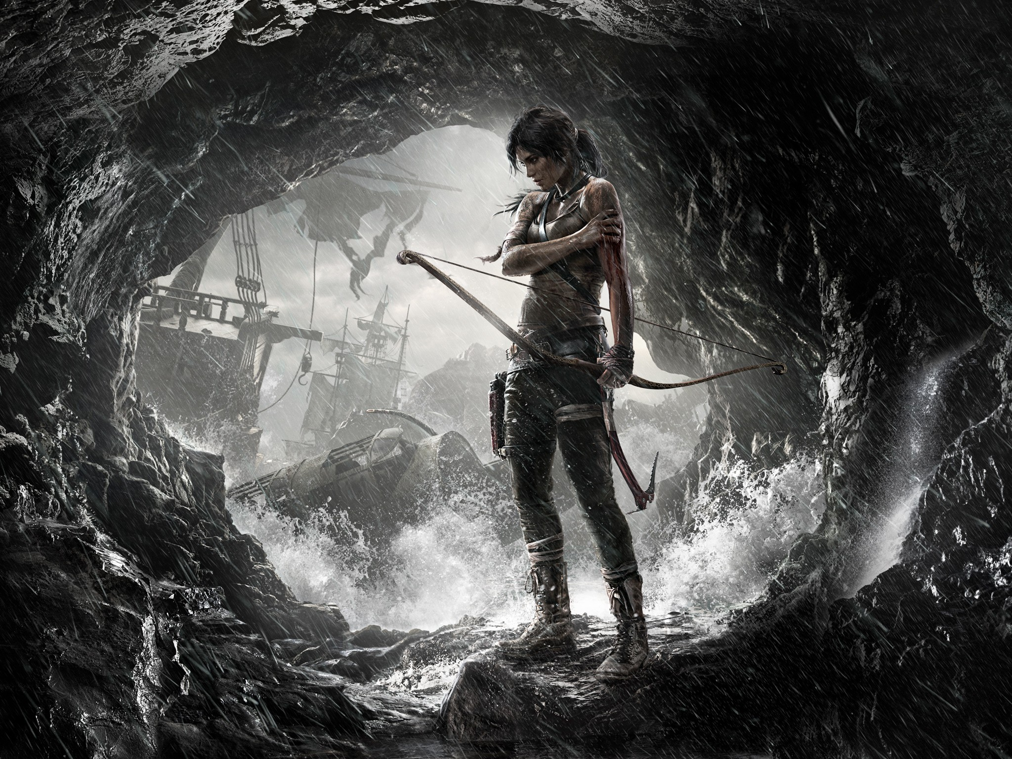 Trippy Wallpaper Iphone X Tomb Raider Game Wallpapers Hd Wallpapers Id 12084