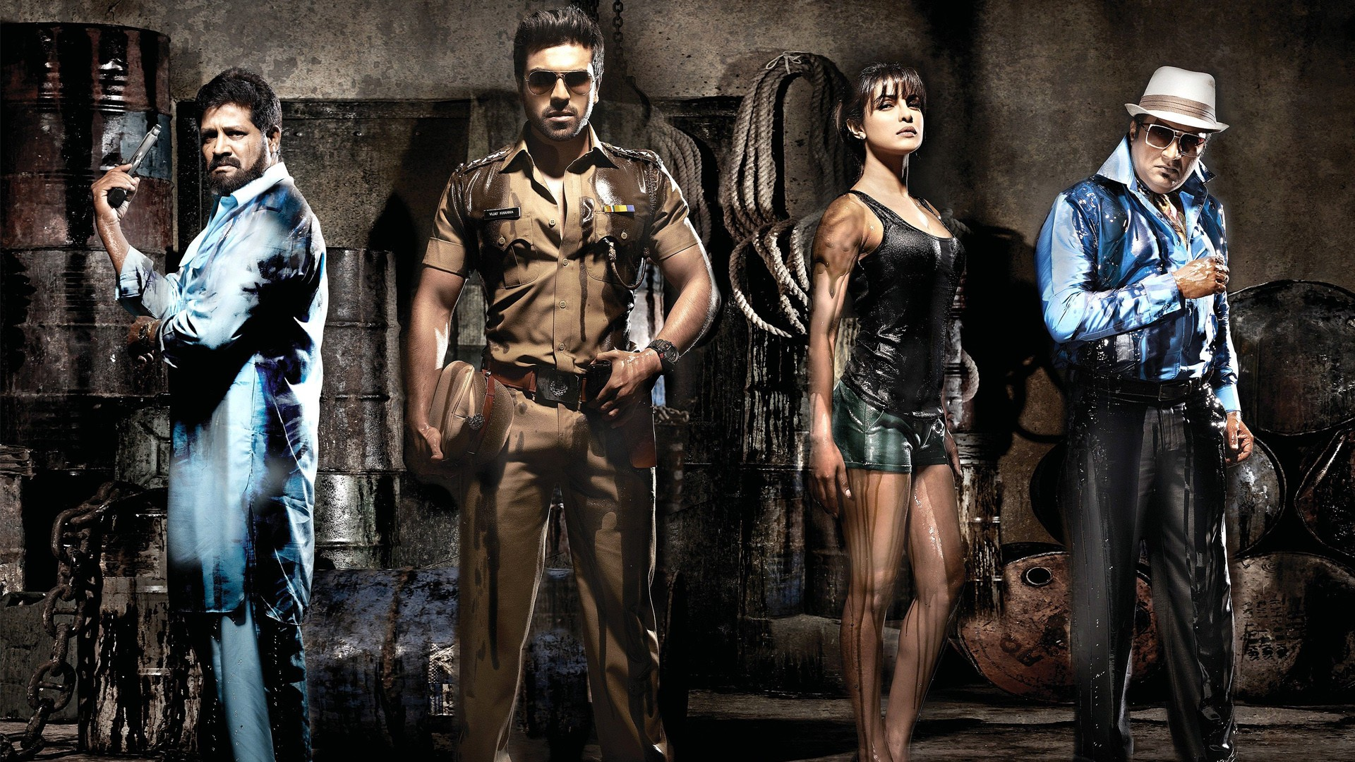 Vijay 3d Hd Wallpapers Toofan Zanjeer Movie Wallpapers Hd Wallpapers Id 12512