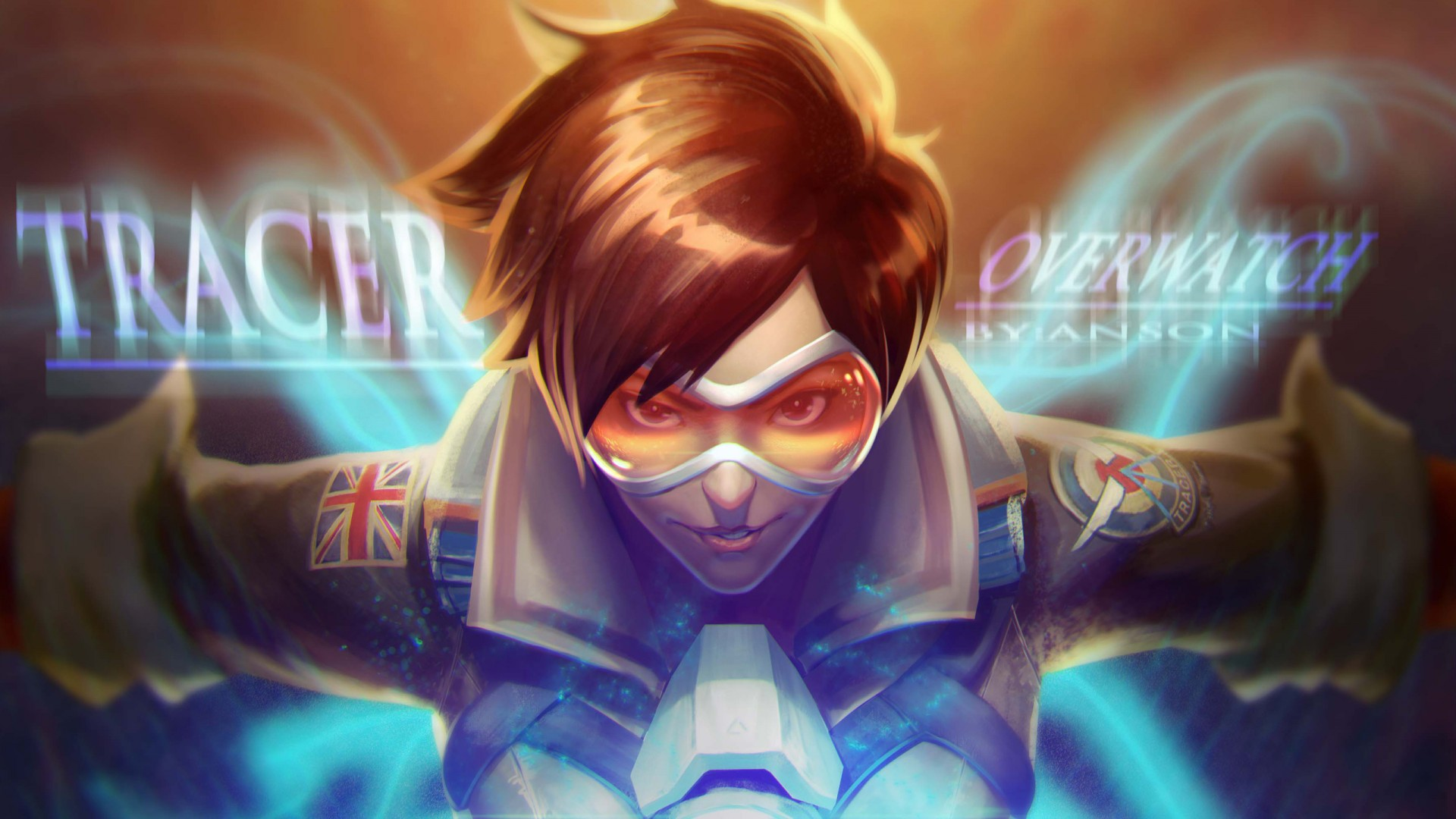 Love Wallpapers Iphone X Tracer Fan Art Wallpapers Hd Wallpapers Id 19179