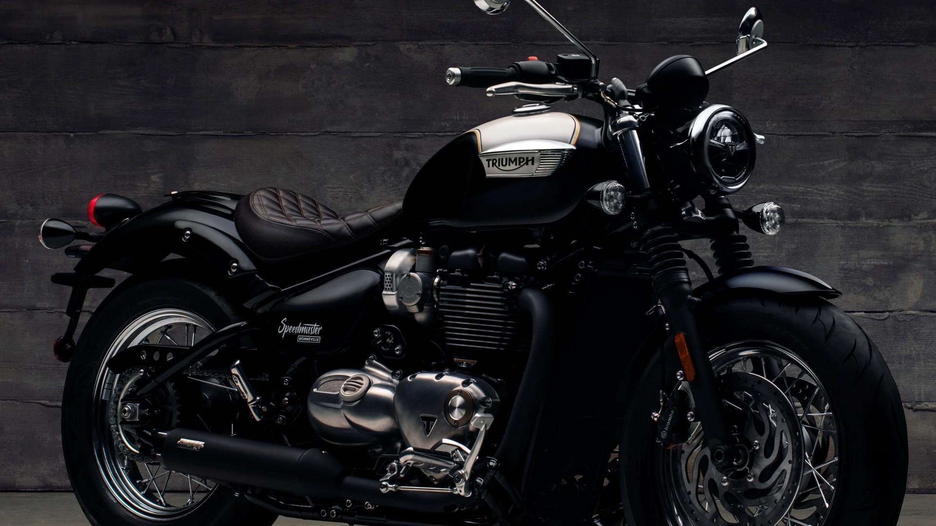 3d Yamaha Motorcycle Wallpaper Triumph Bonneville Speedmaster 4k 2018 Wallpapers Hd