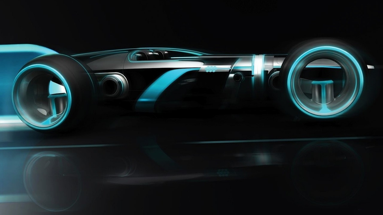 3d Racing Car Wallpaper Tron Super Lightcycle Hd Wallpapers Hd Wallpapers Id 9183