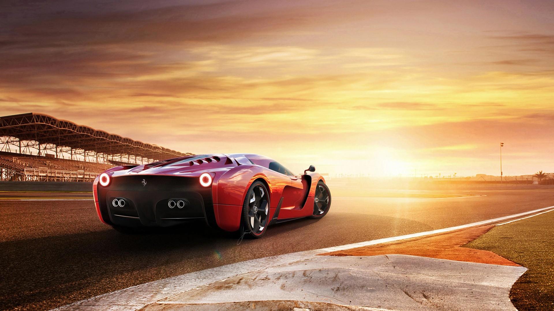 2048x1536 Car Wallpapers Ugur Sahin Design Project F Ferrari 458 Concept Wallpapers