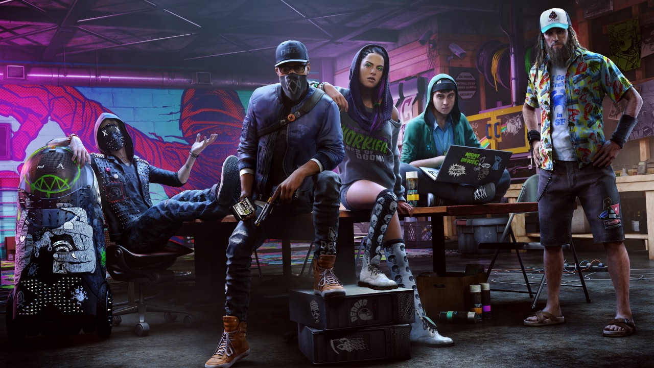 Watch Dogs 2 Wallpaper Cute Animals Watch Dogs 2 Hd 4k 8k Game Wallpapers Hd Wallpapers Id