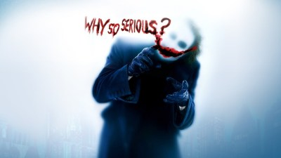 Why So Serious Wallpapers | HD Wallpapers | ID #10140