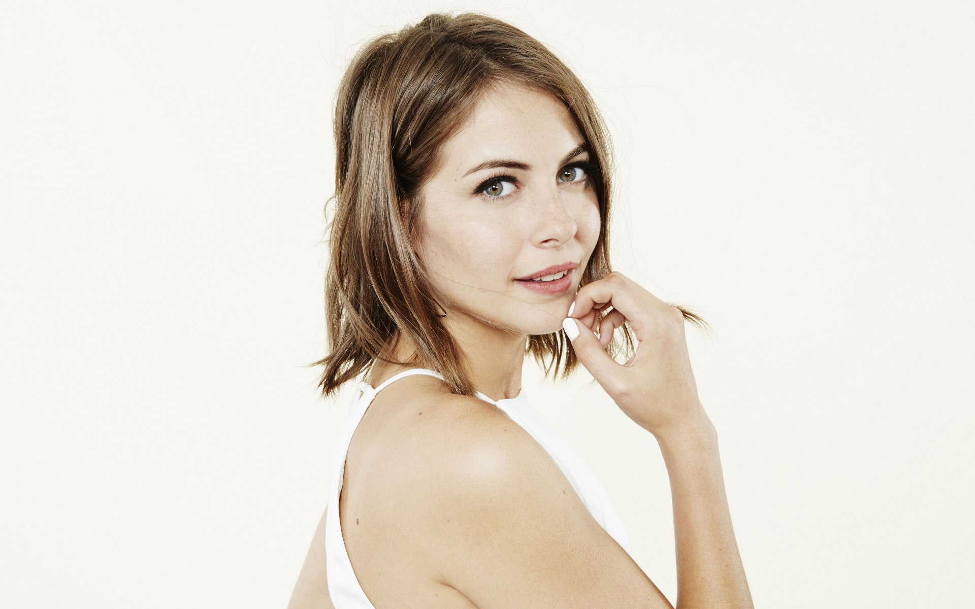 Cute Japanese Iphone Wallpaper Willa Holland 2017 Wallpapers Hd Wallpapers Id 20100